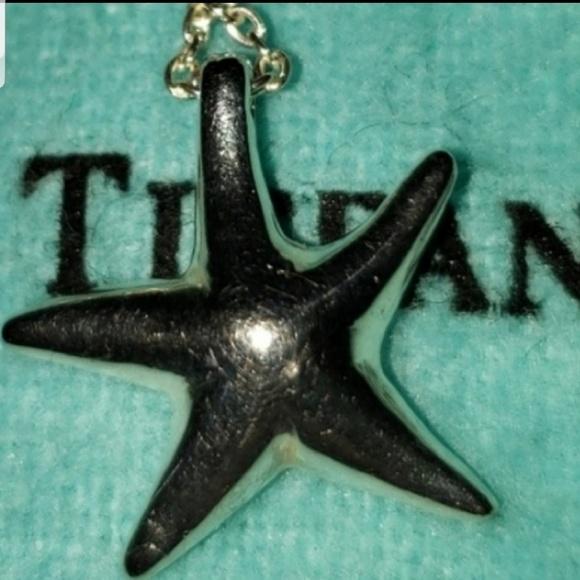 Tiffany & Co. Jewelry - TIFFANY SILVER PERETTI STARFISH